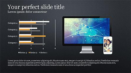 Technology and Design Presentation Concept Slide 12