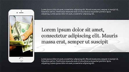 Technology and Design Presentation Concept Slide 13