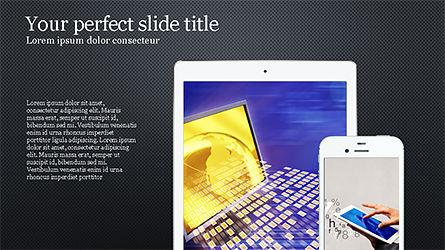 Technology and Design Presentation Concept Slide 14