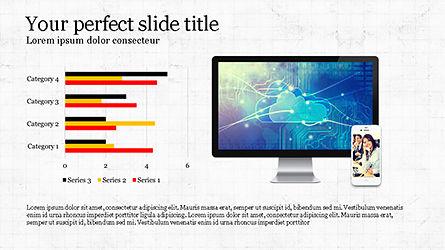 Technology and Design Presentation Concept Slide 5