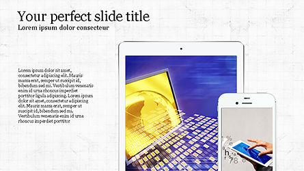 Technology and Design Presentation Concept Slide 7