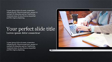 Technology and Design Presentation Concept Slide 8