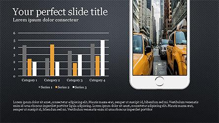 Technology and Design Presentation Concept Slide 9