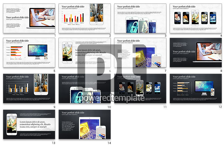 Technology and Design Presentation Concept
