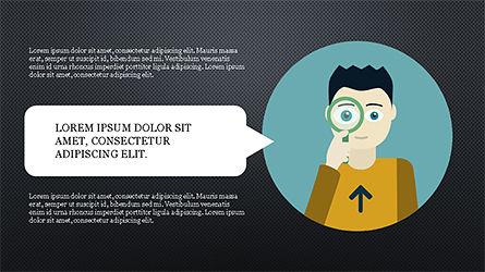 SEO Alchemy Presentation Template, Slide 16, 04183, Presentation Templates — PoweredTemplate.com