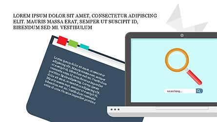 SEO Alchemy Presentation Template, Slide 4, 04183, Presentation Templates — PoweredTemplate.com
