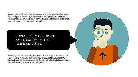 SEO Alchemy Presentation Template, Slide 8, 04183, Presentation Templates — PoweredTemplate.com