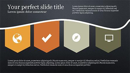 Social Marketing Presentation Concept, Slide 11, 04184, Presentation Templates — PoweredTemplate.com