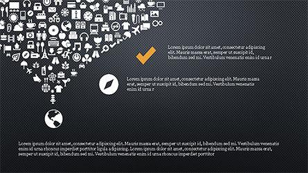 Social Marketing Presentation Concept, Slide 13, 04184, Presentation Templates — PoweredTemplate.com