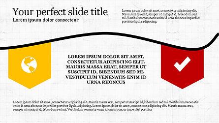 Social Marketing Presentation Concept, Slide 7, 04184, Presentation Templates — PoweredTemplate.com