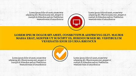 Social Marketing Presentation Concept, Slide 8, 04184, Presentation Templates — PoweredTemplate.com