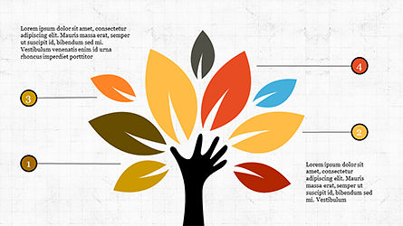 Presentation Templates: Growth Concept Diagram #04191