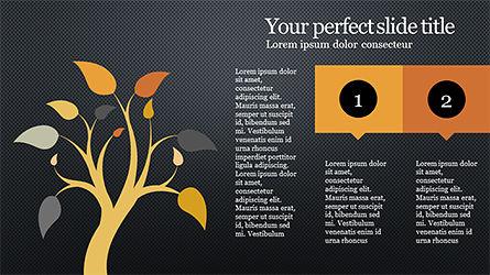 Growth Concept Diagram, Slide 11, 04191, Presentation Templates — PoweredTemplate.com