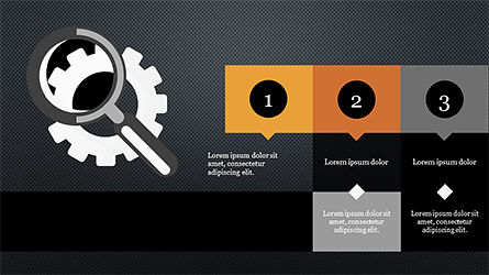 Growth Concept Diagram, Slide 12, 04191, Presentation Templates — PoweredTemplate.com