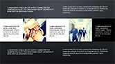 Grid Layout Style Presentation Template#13