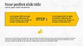 Icons: Concept de présentation du plan de promotion #04206