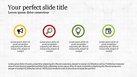 Idea Promotion Presentation Concept, Slide 3, 04210, Presentation Templates — PoweredTemplate.com