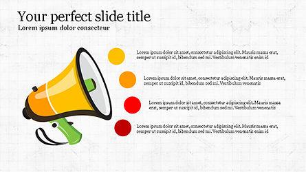 Idea Promotion Presentation Concept, Slide 5, 04210, Presentation Templates — PoweredTemplate.com