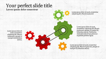 Idea Promotion Presentation Concept, Slide 6, 04210, Presentation Templates — PoweredTemplate.com