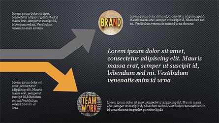 Website Promotion Presentation Template, Slide 11, 04211, Data Driven Diagrams and Charts — PoweredTemplate.com