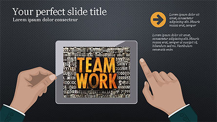Website Promotion Presentation Template, Slide 12, 04211, Data Driven Diagrams and Charts — PoweredTemplate.com