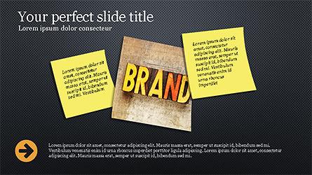 Website Promotion Presentation Template, Slide 14, 04211, Data Driven Diagrams and Charts — PoweredTemplate.com