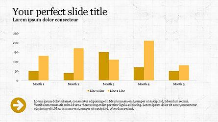 Website Promotion Presentation Template, Slide 5, 04211, Data Driven Diagrams and Charts — PoweredTemplate.com
