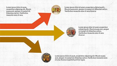 Website Promotion Presentation Template, Slide 7, 04211, Data Driven Diagrams and Charts — PoweredTemplate.com