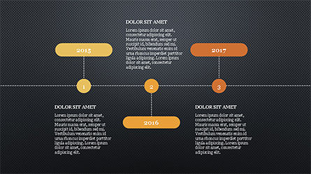 Timeline Report Template, Slide 13, 04212, Timelines & Calendars — PoweredTemplate.com