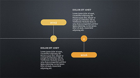 Timeline Report Template, Slide 16, 04212, Timelines & Calendars — PoweredTemplate.com
