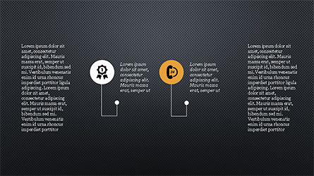 Circles and Icons Slide 15