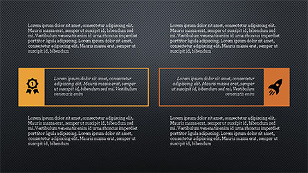 Text Boxes and Icons Slide 13