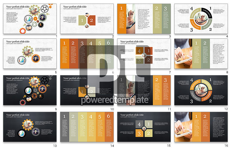 Agenda Presentation Concept