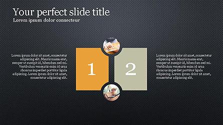 Agenda Presentation Concept Slide 10