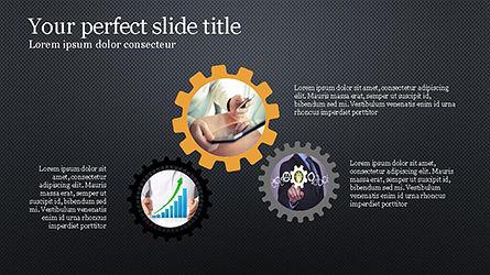 Agenda Presentation Concept Slide 13