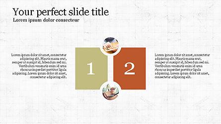 Agenda Presentation Concept, Slide 2, 04215, Presentation Templates — PoweredTemplate.com