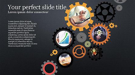 Agenda Presentation Concept Slide 9