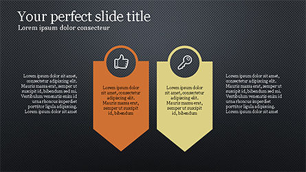 Key to Success Presentation Template, Slide 13, 04216, Presentation Templates — PoweredTemplate.com