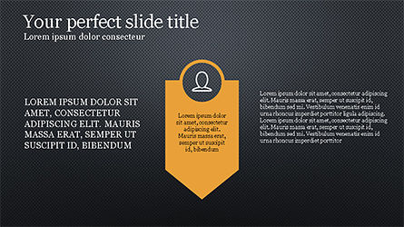 Key to Success Presentation Template, Slide 16, 04216, Presentation Templates — PoweredTemplate.com