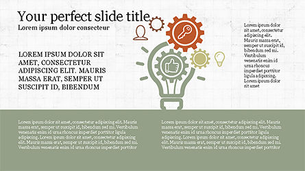 Key to Success Presentation Template, Slide 6, 04216, Presentation Templates — PoweredTemplate.com