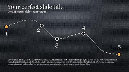 Line Chart Toolbox, Slide 10, 04217, Business Models — PoweredTemplate.com