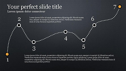 Line Chart Toolbox, Slide 11, 04217, Business Models — PoweredTemplate.com