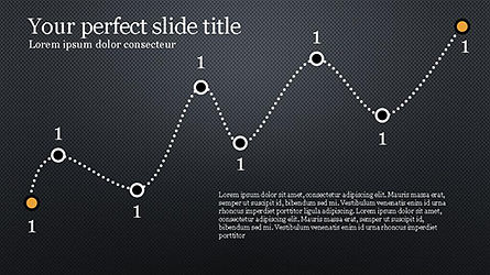 Line Chart Toolbox, Slide 15, 04217, Business Models — PoweredTemplate.com