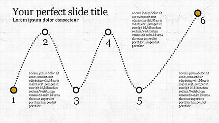 Line Chart Toolbox, Slide 6, 04217, Business Models — PoweredTemplate.com