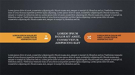 Options and Icons Slide Deck, Slide 10, 04219, Icons — PoweredTemplate.com