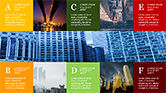 Grid Layout Brochure Presentation Template#4