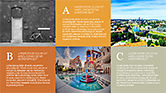 Grid Layout Brochure Presentation Template#9
