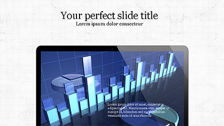 Presentation Templates: Flat Display Presentation Concept #04225