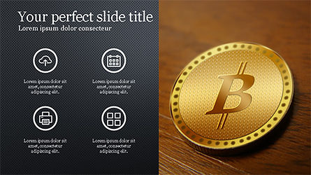 Business Presentation with Icons, Slide 15, 04226, Icons — PoweredTemplate.com