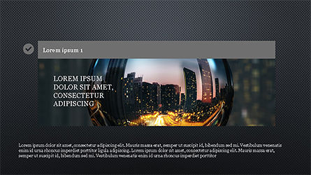 Financial Experts Presentation Template, Slide 10, 04227, Presentation Templates — PoweredTemplate.com